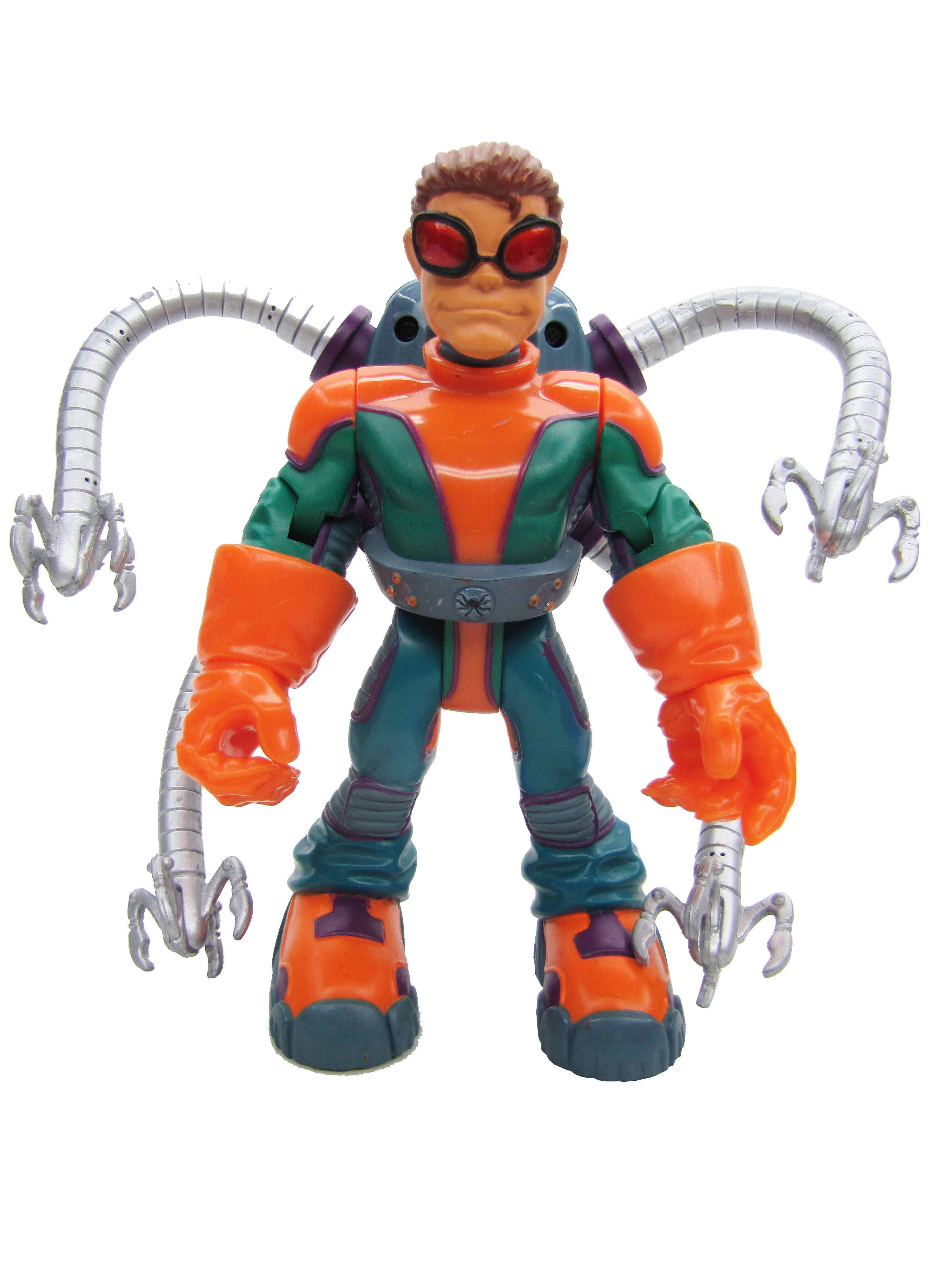 Spider-Man & Friends Super Heroes Super Doc Ock Doctor Octopus